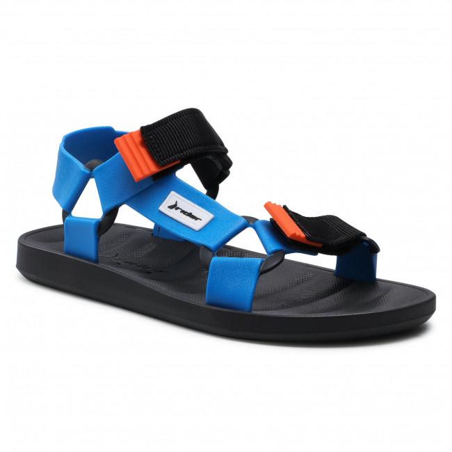 Sandále RIDER - Free Papete Ad 11567 Black/Blue 23367