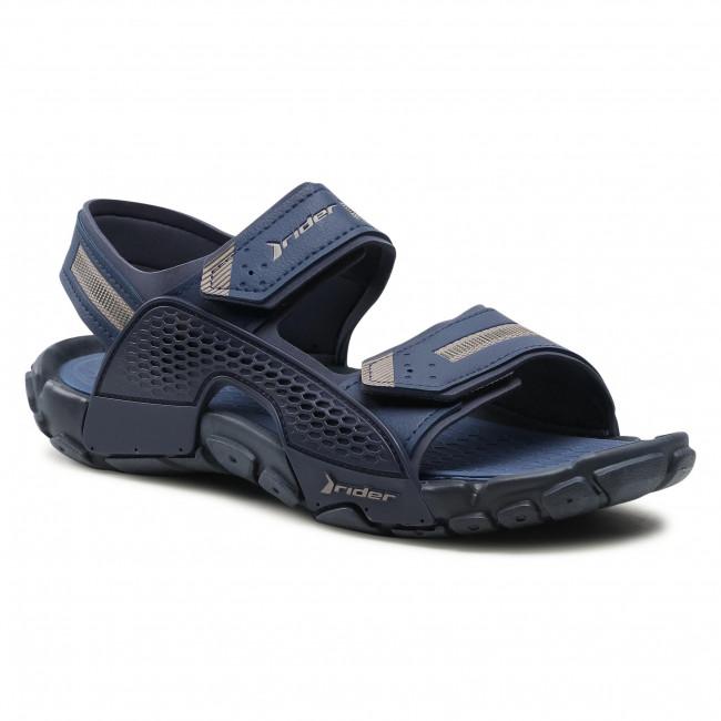 Sandále RIDER - Tender XII Ad 83065 Blue/Grey 21567