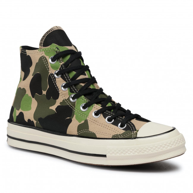 Tramky CONVERSE - Chuck 70 Hi Candie 163407C Candied Ginger/Piq
