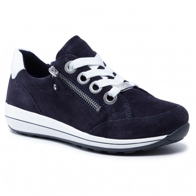 Sneakersy ARA - 12-34587-66 Blau/Weiss