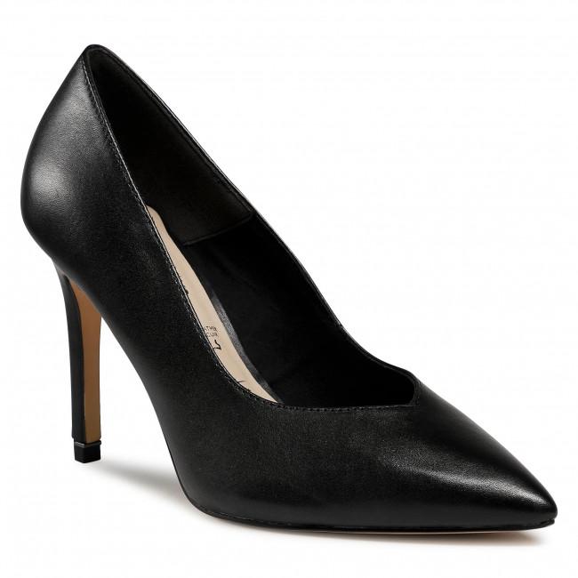 Lodičky TAMARIS - 1-22443-26 Black Leather 003