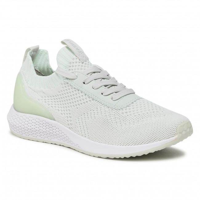 Sneakersy TAMARIS - 1-23714-26 Fresh Mint 762