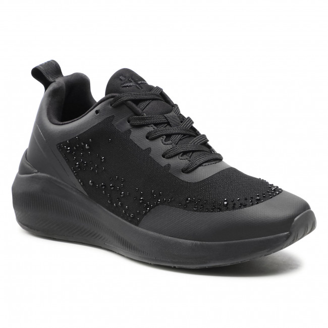Sneakersy TAMARIS - 1-23730-26 Black Uni 007