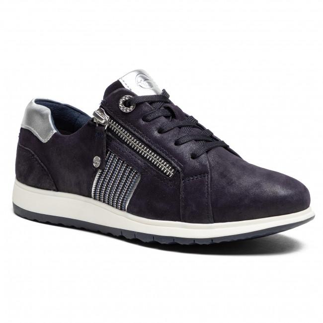 Sneakersy TAMARIS - 1-23755-26 Navy Pearl 877
