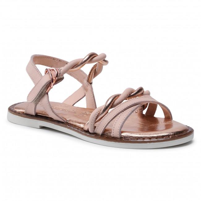 Sandále TAMARIS - 1-28148-26 Pow./Rose Gold 573