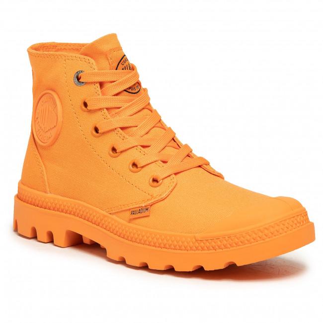 Outdoorová obuv PALLADIUM - Mono Chrome 73089-834-M Bright/Orange