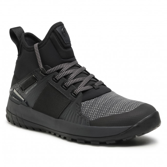 Sneakersy MAMMUT - Falera Mid Wp 3030-03960-00227-1040 Black/Soft White