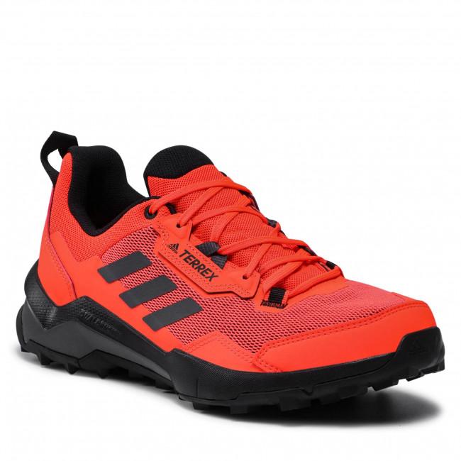 Topánky adidas - Terrez Ax4 FZ3282 Solar Red/Grey Five/Core Black