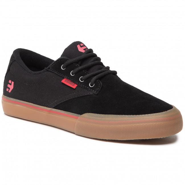 Tenisky ETNIES - Jameson Vulc 4101000449 Black/Red/Gum