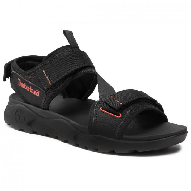 Sandále TIMBERLAND - Ripcord Backstrap TB0A2AE10151 Black Webbing