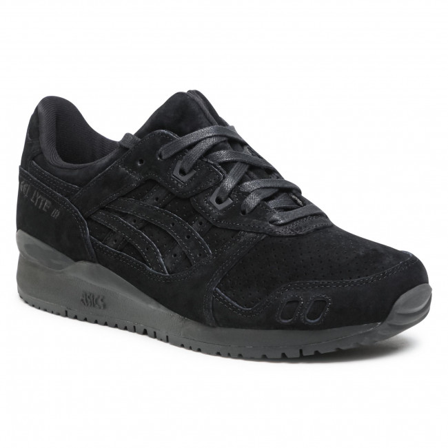 Sneakersy ASICS - Gel-Lyte III Og 1201A050  Black/Black 001