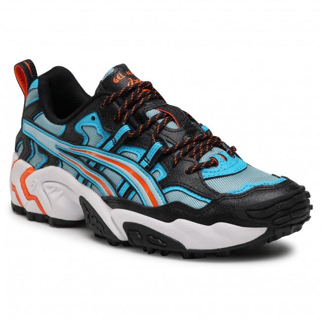 Sneakersy ASICS - Gel-Nandi 1201A175 Aizuri Blue/Black 408