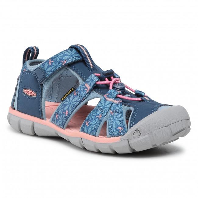 Sandále KEEN - Seacamp II Cnx 1025153  Real Teal/Stone Blue
