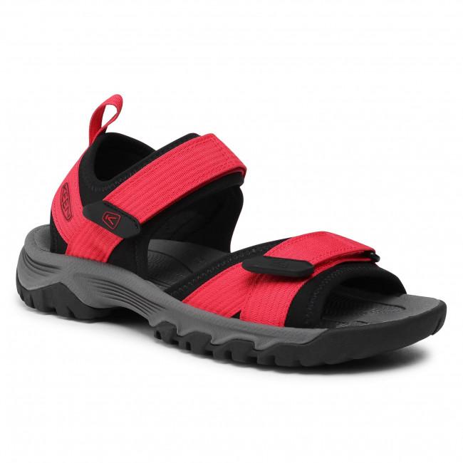 Sandále KEEN - Targhee III Open Toe H2 1024867 Red/Black