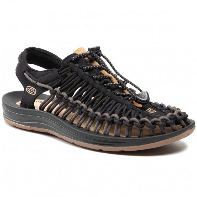 Sandále KEEN - Uneek 1025178 Js Raven