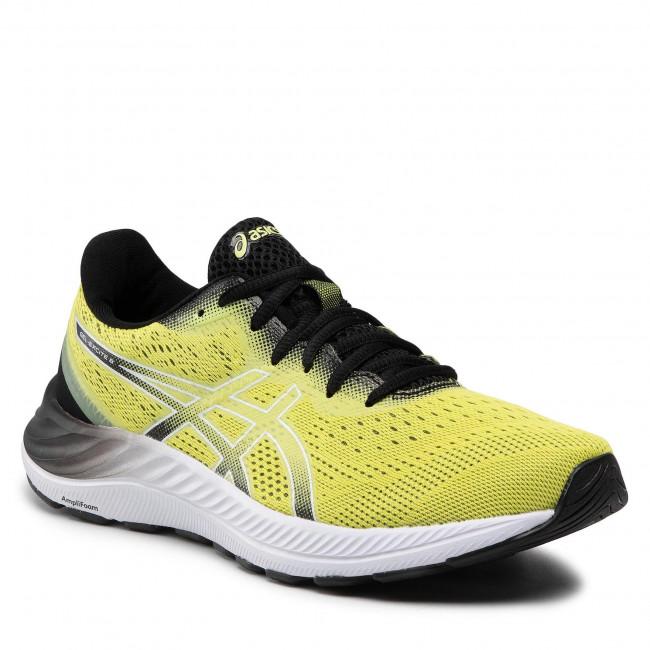 Topánky ASICS - Gel-Excite 8 1011B036 Glow Yellow/White