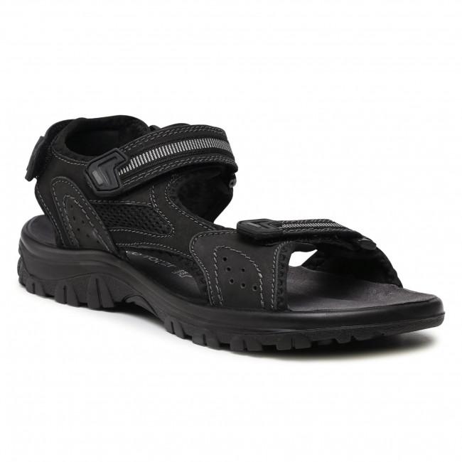 Sandále MARCO TOZZI - 2-18400-26 Black Comb 098