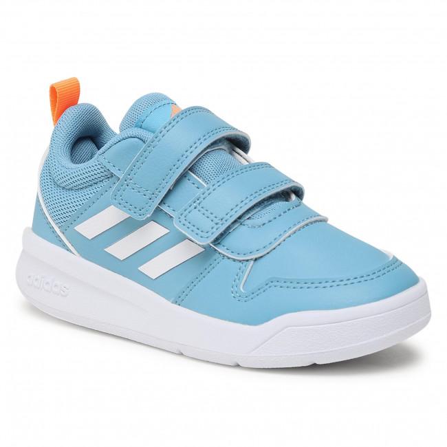 Topánky adidas - Tensaur C S24044 Hazblu/Ftwwht/Scrora