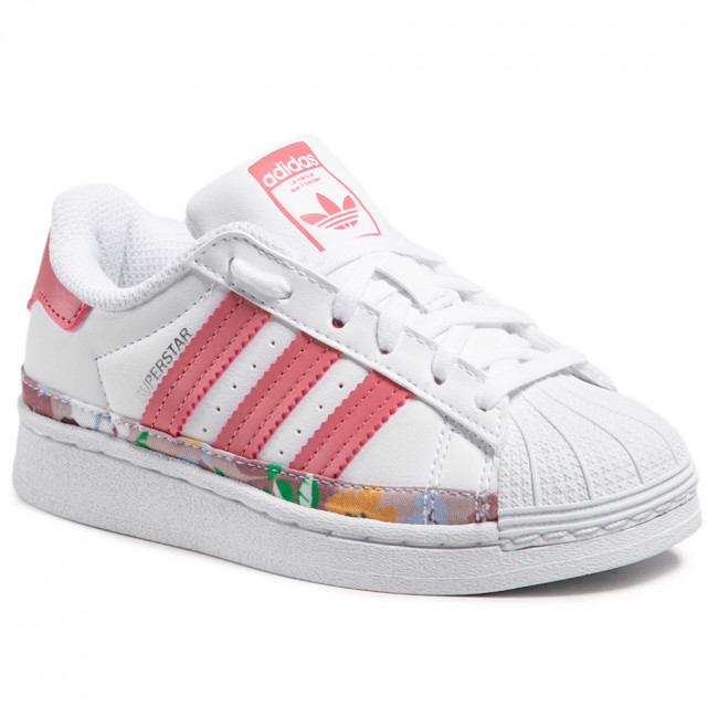 Topánky adidas - Superstar C FY5374 Ftwwht/Hazros/Hazros