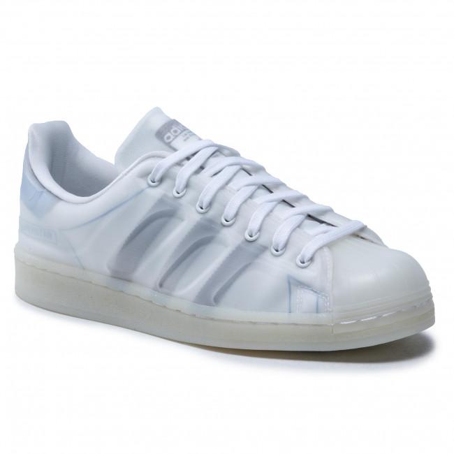 Topánky adidas - Superstar Futureshell FX5551 Ftwwht/Cblack/Brblue