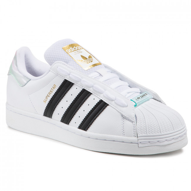 Topánky adidas - Superstar W FY5132 Ftwwht/Cblack/Frogrn