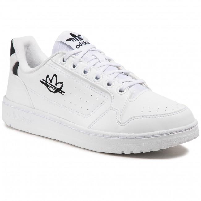Topánky adidas - Ny 90 FZ2251 Ftwwht/Cblack/Ftwwht