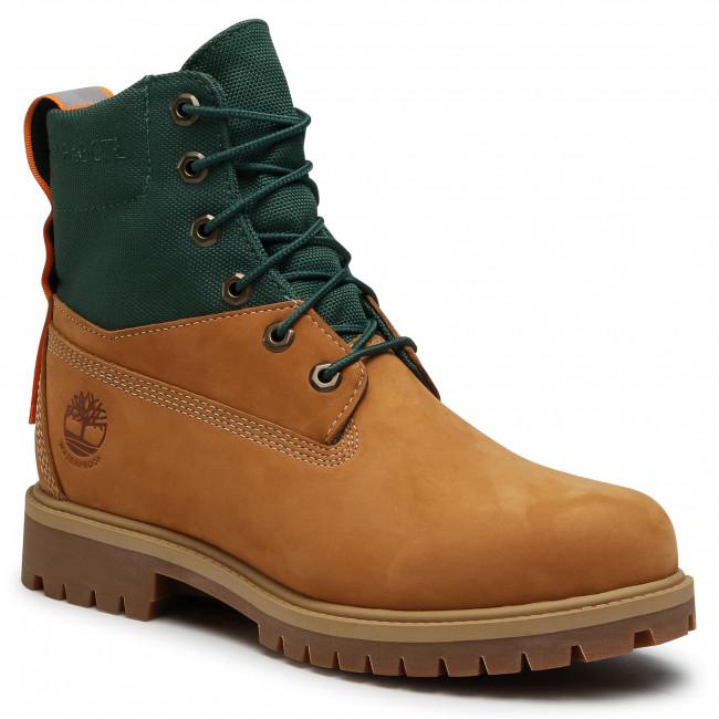 Outdoorová obuv TIMBERLAND - 6 Wp Treadlight TB0A2D6U2311 Wheat Nubuck
