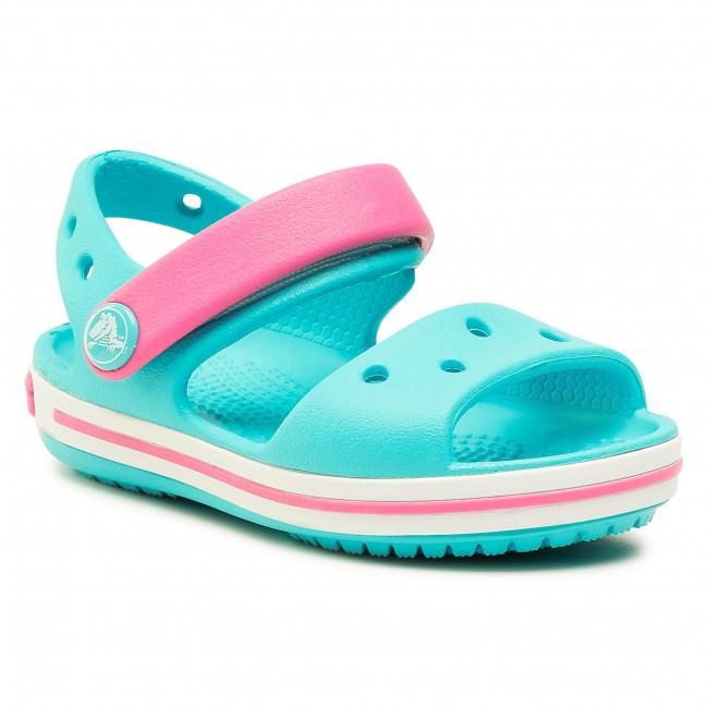 Sandále CROCS - Crocband Sandal Kids 12856 Digital Aqua