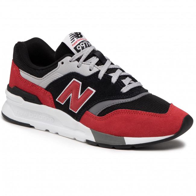 Sneakersy NEW BALANCE - CM997HVP Čierna Farebná