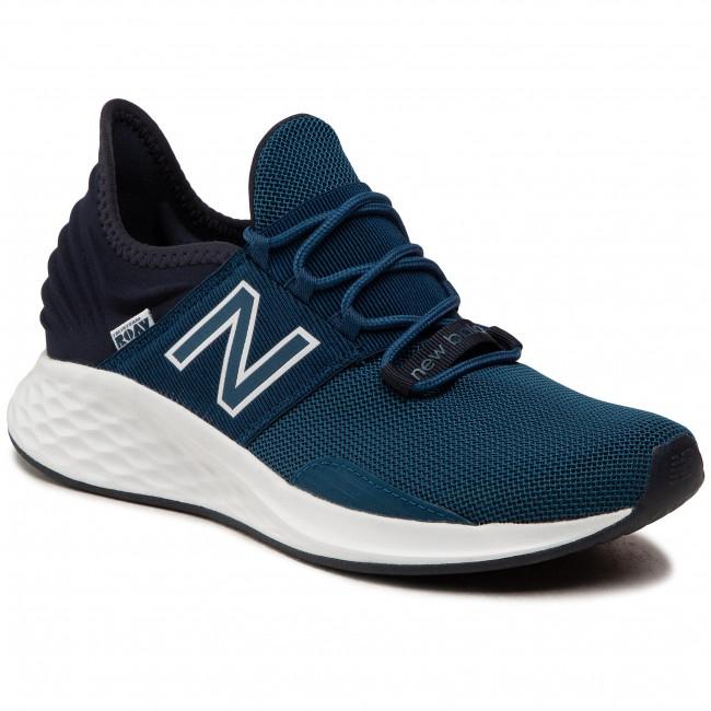 Topánky NEW BALANCE - MROAVCR Tmavo modrá