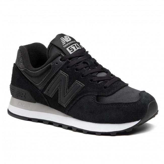 Sneakersy NEW BALANCE - WL574FH2 Čierna