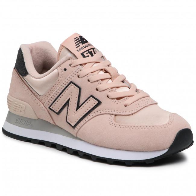 Sneakersy NEW BALANCE - WL574FL2 Ružová