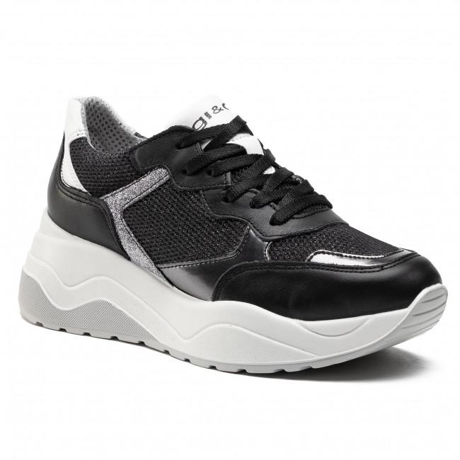 Sneakersy IGI&CO - 7154055 Nero