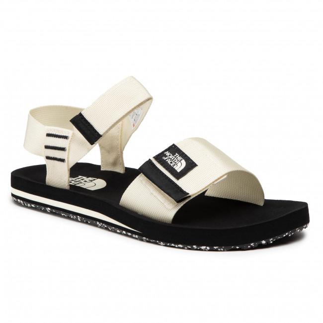 Sandále THE NORTH FACE - Skeena Sandal NF0A46BGL0E1  Vintage White/Tnf Black