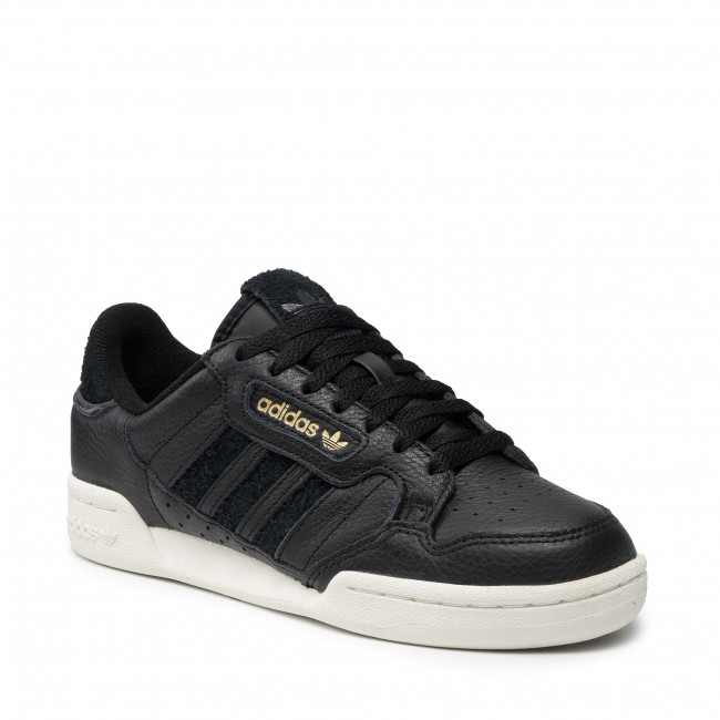 Topánky adidas - Continental 80 Stripes H05723 Cblack/Owhite/Magold