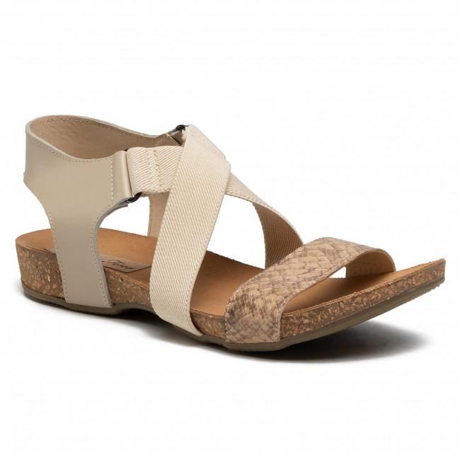Sandále PANTO FINO - DD267074 Beżowy/Beżowy/Beżowy
