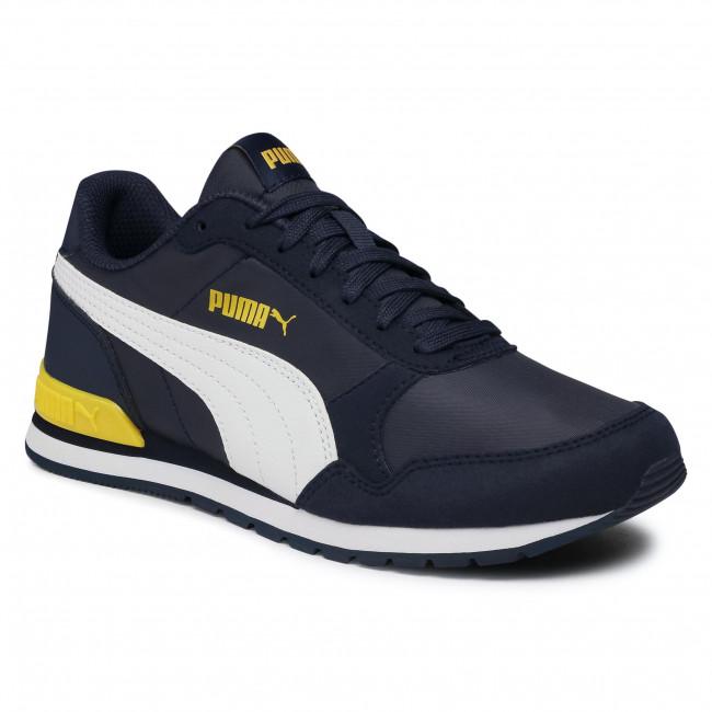 Sneakersy PUMA - St Runner V2 Nl Jr 365293 26 Peacoat/Puma White/Dandelion