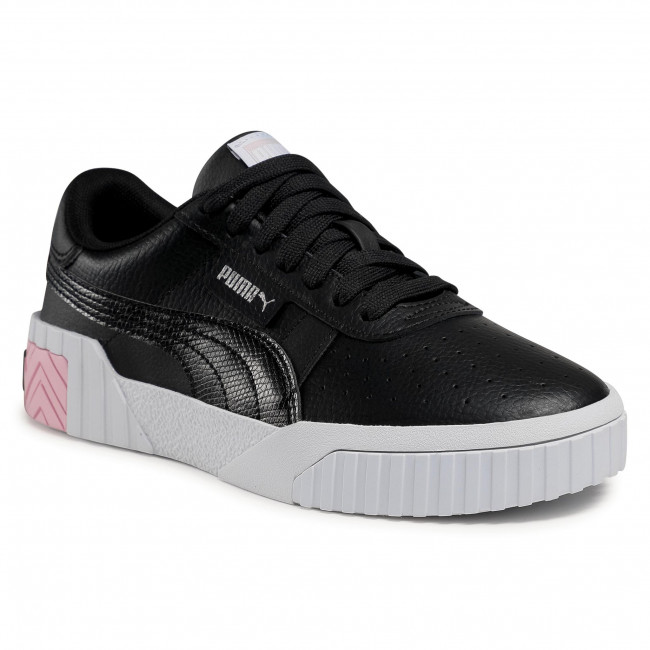 Sneakersy PUMA - Cali Jr 368859 01 Puma Black/Pink Lady