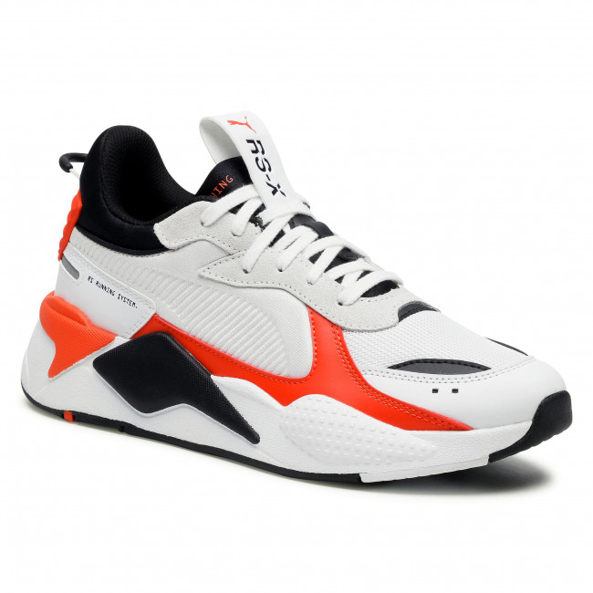 Sneakersy PUMA - Rs-X Mix 380462 Puma White/Tigerlily
