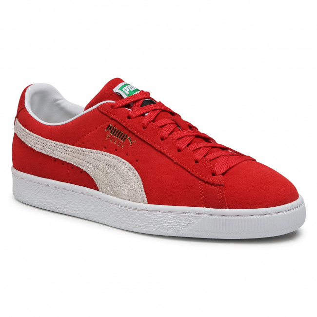Sneakersy PUMA - Suede Classic XXL 374915 02 High Risk Red/Puma White