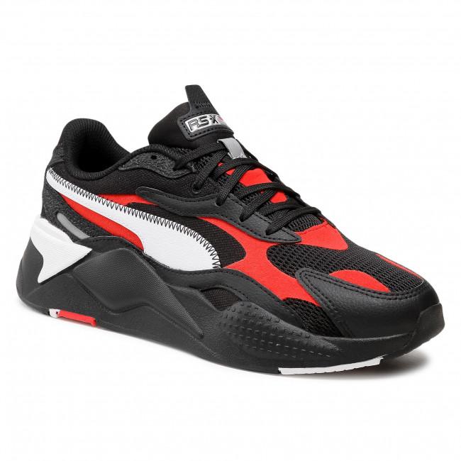 Sneakersy PUMA - Rs-X³ 374991 01 Puma Black/Poppy Red