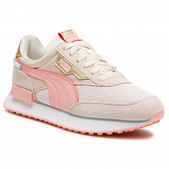 Sneakersy PUMA - Future Rider Chrome Wn's 375081 02 Eggnog/Apricot Blush