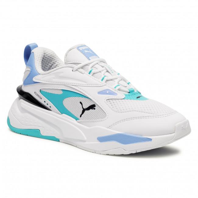 Sneakersy PUMA - Rs-Fast Pop Wn's 375135 01 Puma White/Elektro Pool/El P