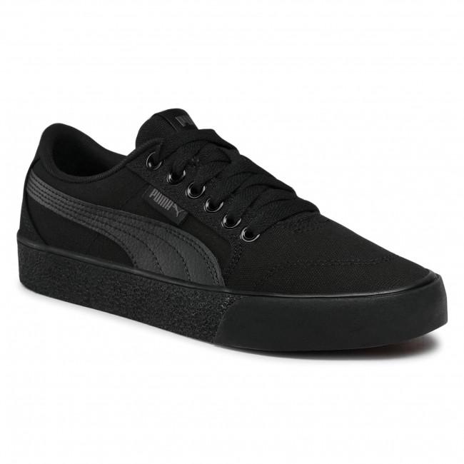 Sneakersy PUMA - C-Skate Vulc Jr  Puma Black/Puma Black