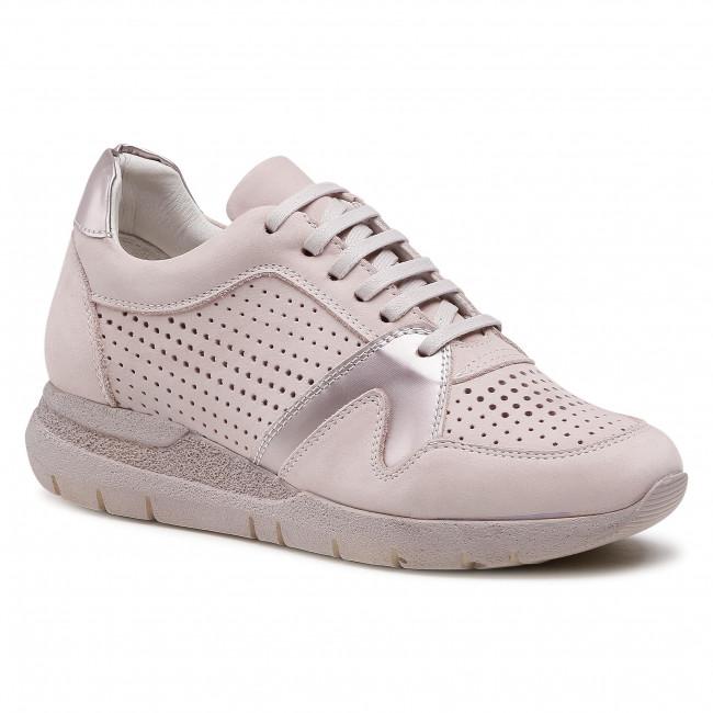 Sneakersy BADURA - 6564-69-1445 Bez