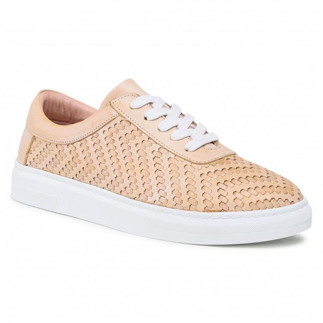 Sneakersy BADURA - 6584-69-521 Beż 521