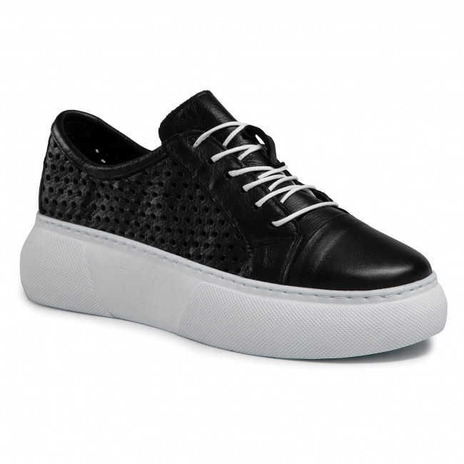 Sneakersy BADURA - 6616-69 Czarny 1553