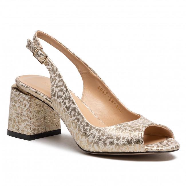 Sandále BADURA - B4047-69-433 Beż 433