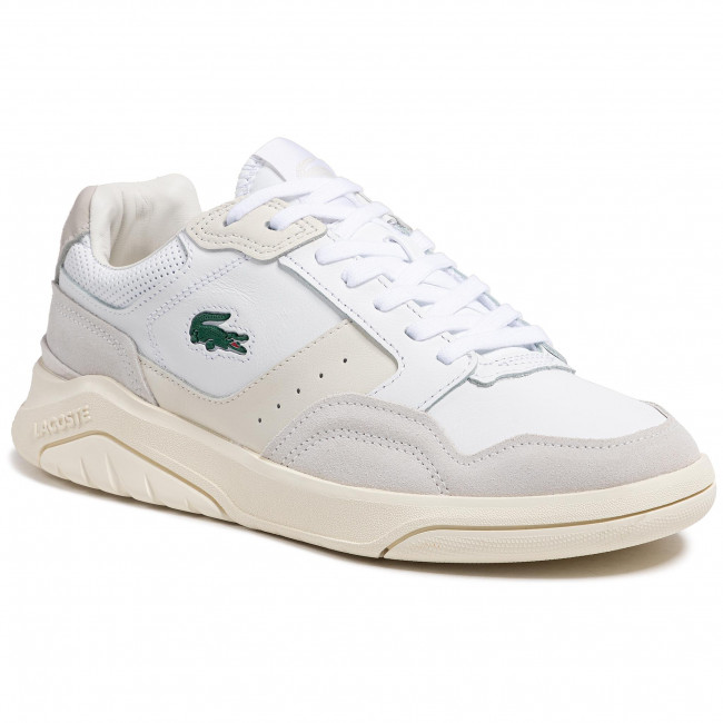 Sneakersy LACOSTE - Game Advance Luxe721 Sma 7-41SMA001565T Wht/Off Wht