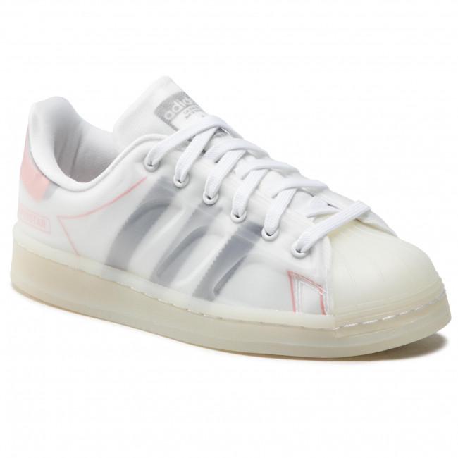 Topánky adidas - Superstar Futureshell J S42622 Ftwwht/Cblack/Sesore